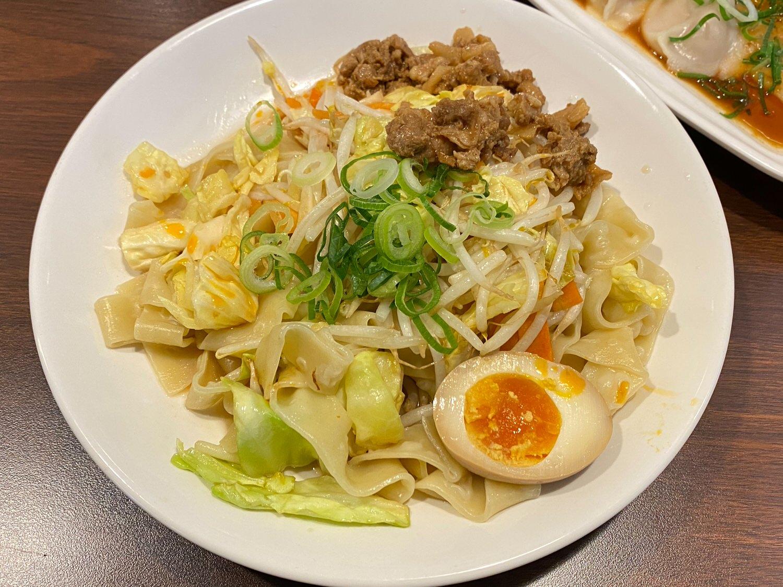 バーミヤン「ビャンビャン麺」 008 202103