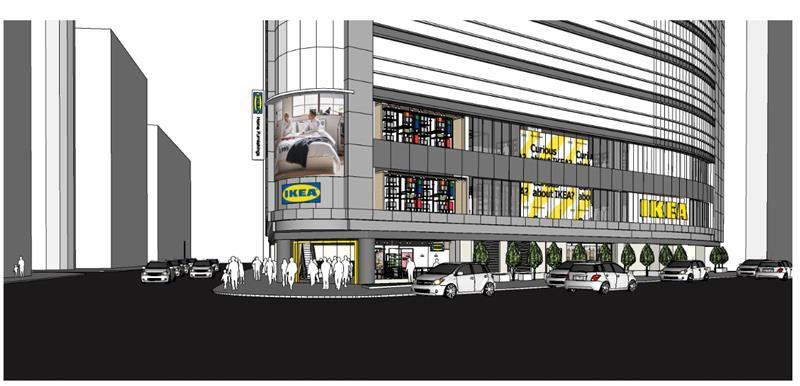 Ikea shinjuku 202105