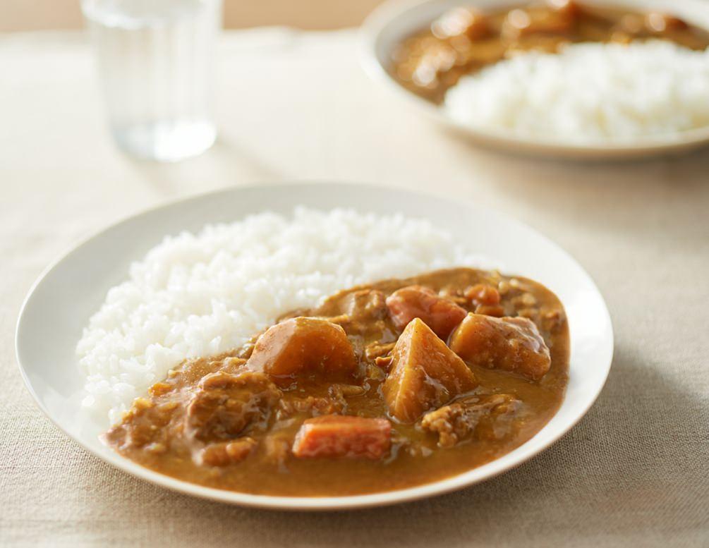 Muji curry 19