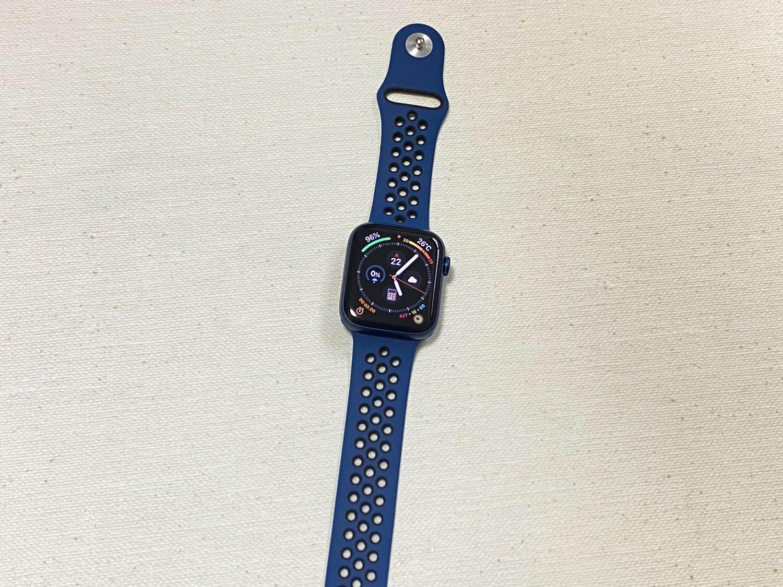 Apple watch change band 22 05 04