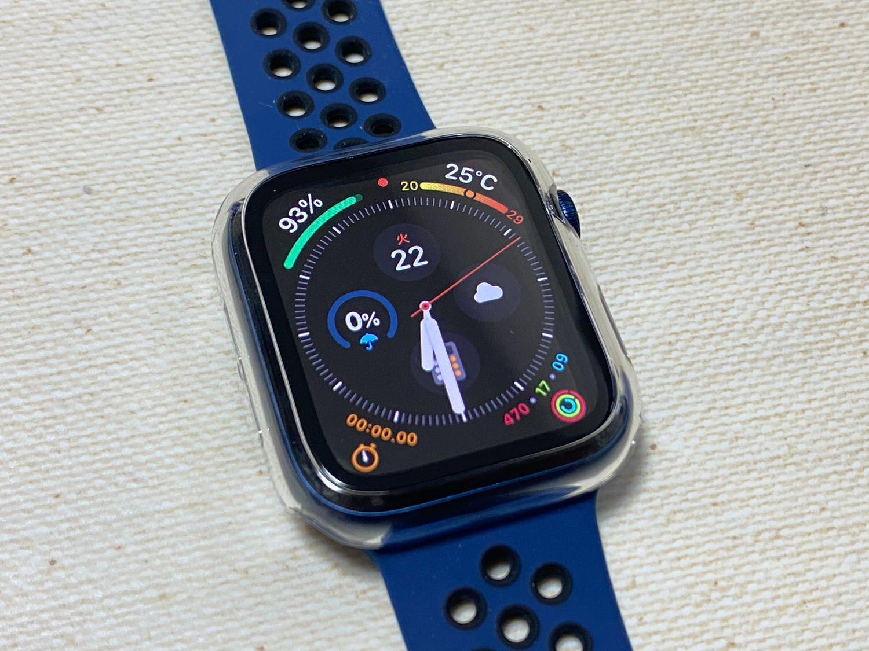 Apple watch change case 22 03 04