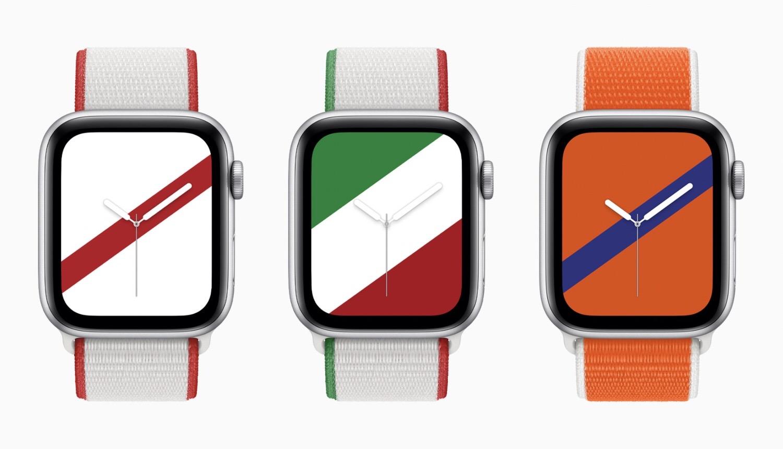 Apple watch international band