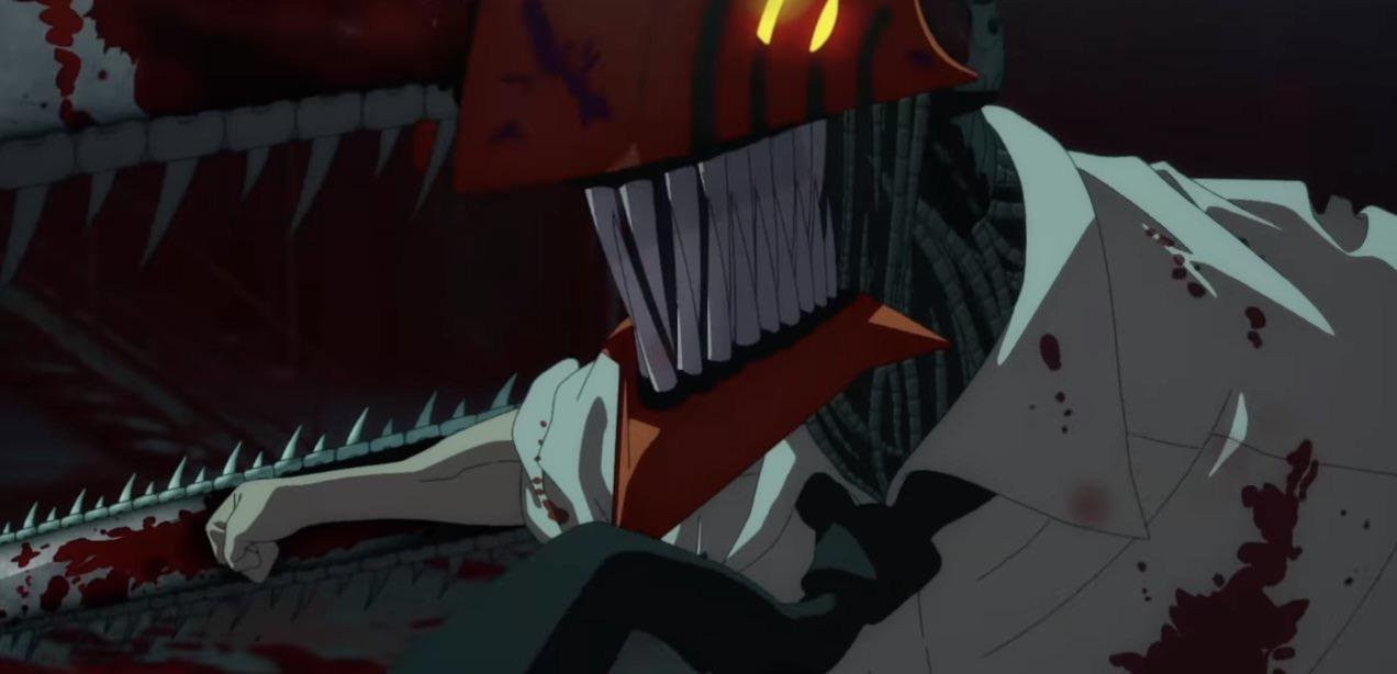 Chainsawman anime tither 28