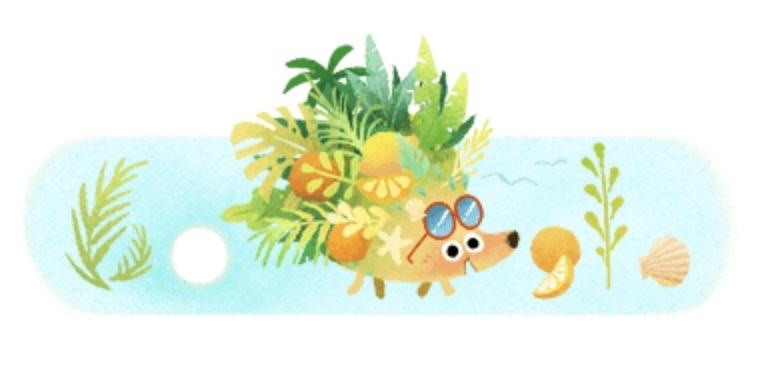 Google logo geshi 21