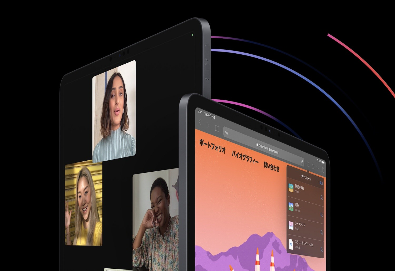 Ipadpro larger screen
