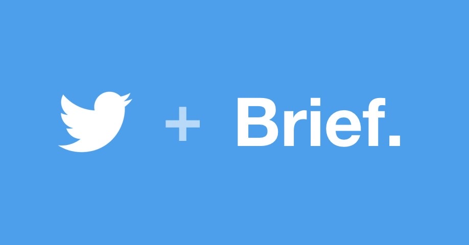 Twitter brief