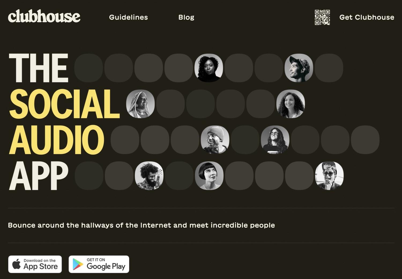 Clubhouse no invite web