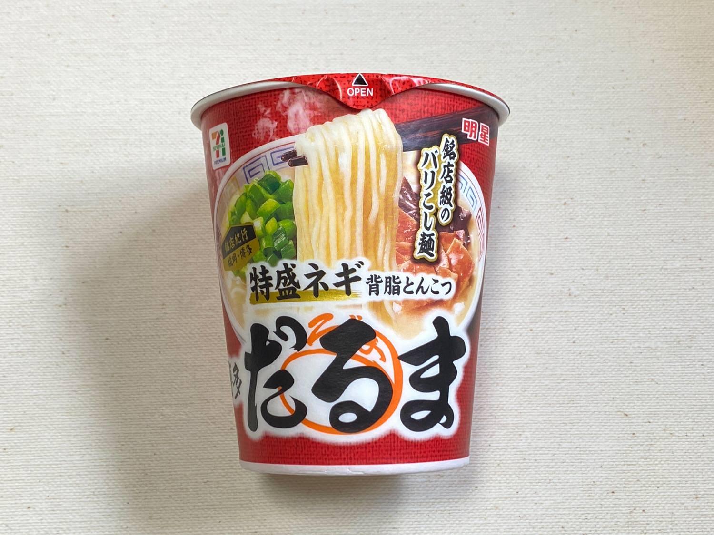 博多だるま カップ麺 セブンイレブン 01 04