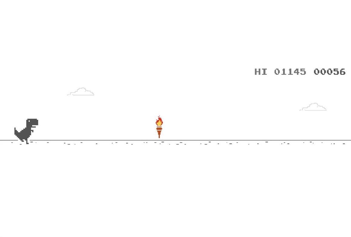 Google chrome olympic game 06 04