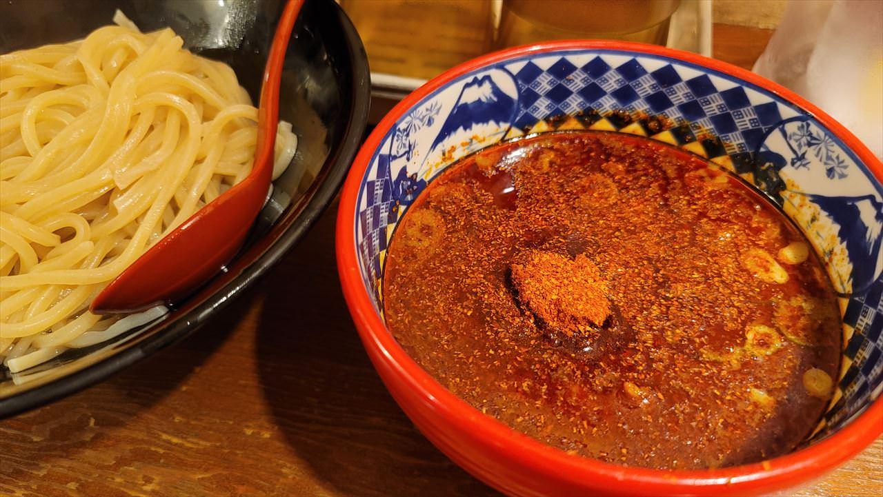三田製麺所「灼熱つけ麺」 05 04