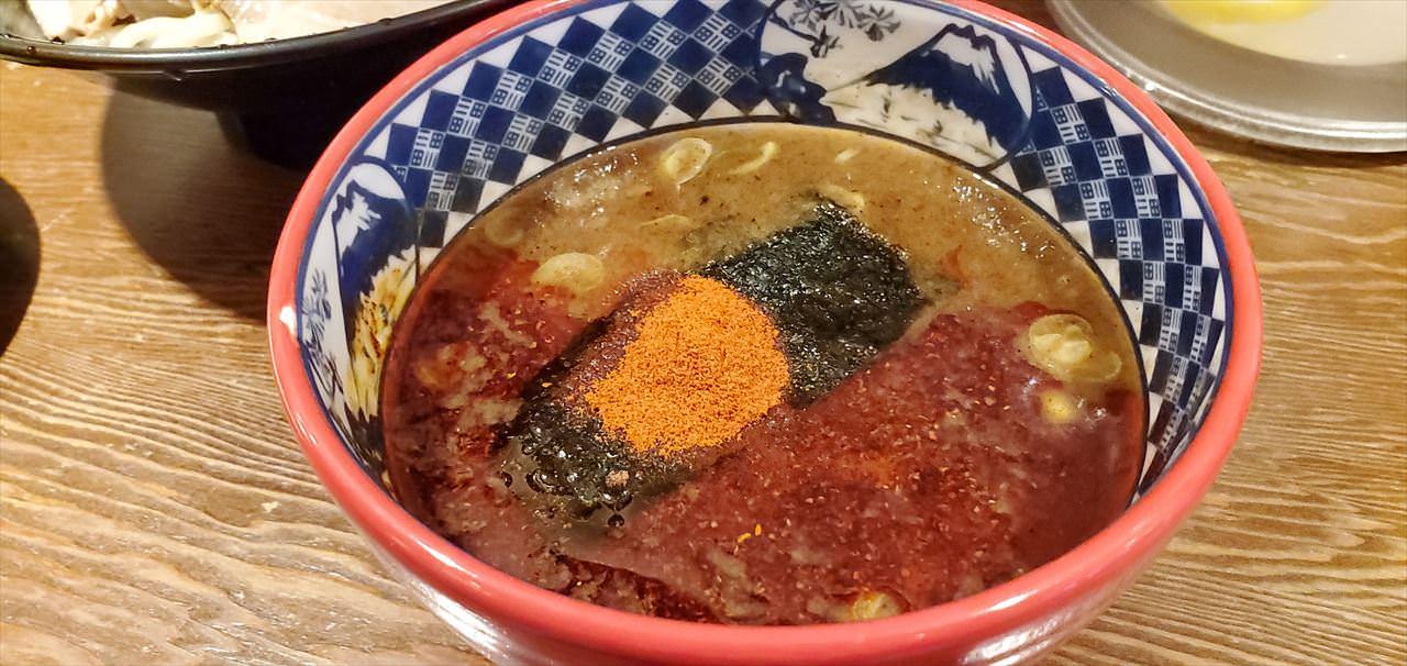 三田製麺所「灼熱つけ麺」 06 04