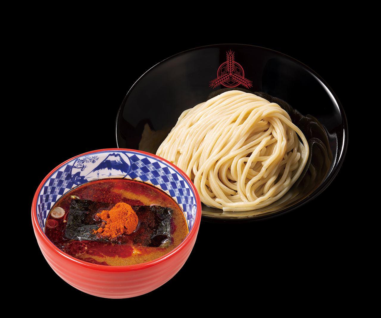 三田製麺所「灼熱つけ麺」 07 04