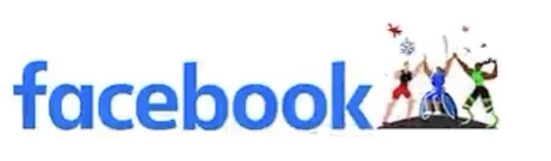 Facebook logo para anime