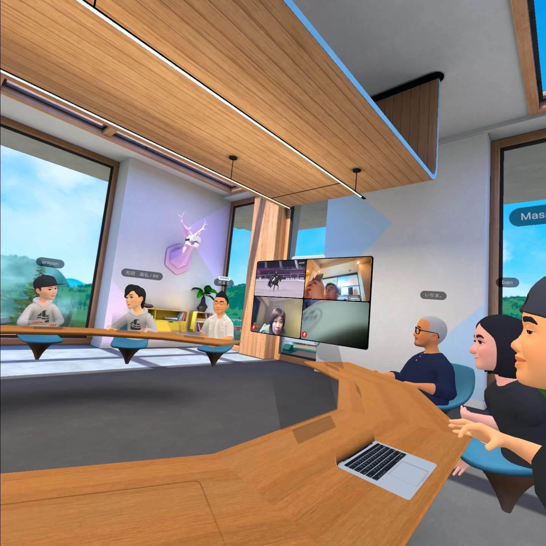 Horizon workrooms login 02 04