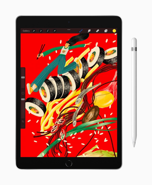 Apple iPad 10 2 inch ProCreate Pencil 09142021