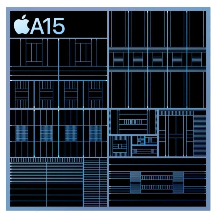 A15 21percent a14