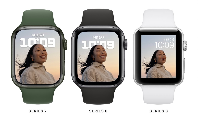 Applewatch series 6 7