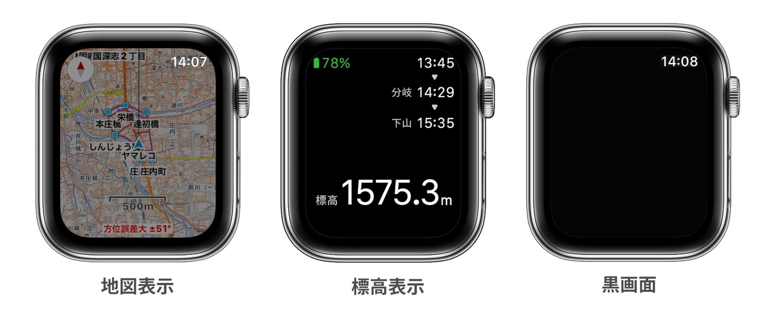 Applewatch yamareco 22002