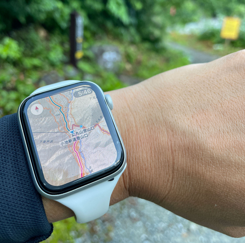Applewatch yamareco 22003