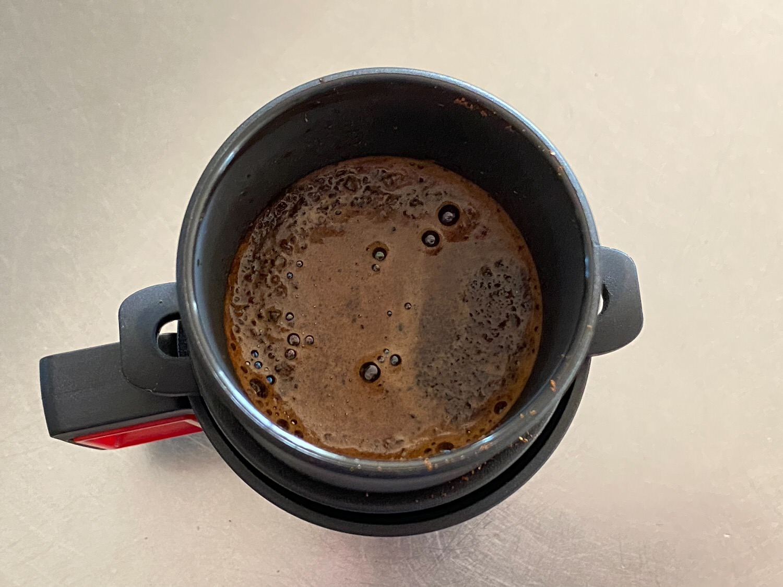 ダイソー「アウトドアコーヒーメーカーカップセット」 15021