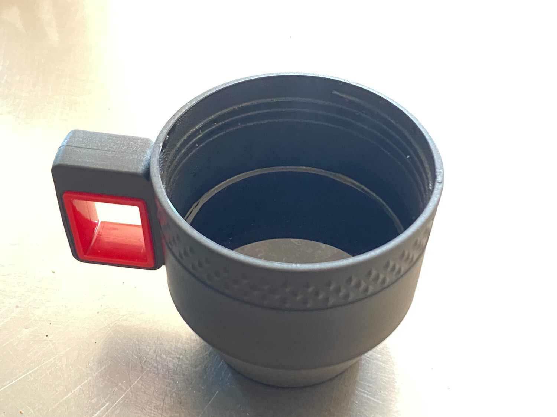 ダイソー「アウトドアコーヒーメーカーカップセット」 15024