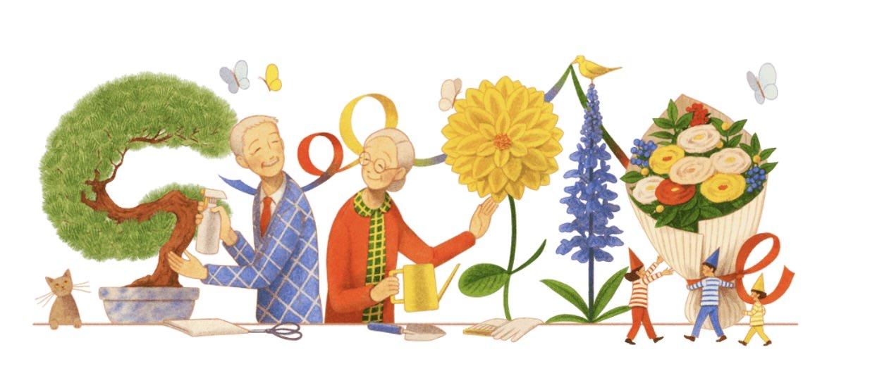 Google doodle 0920