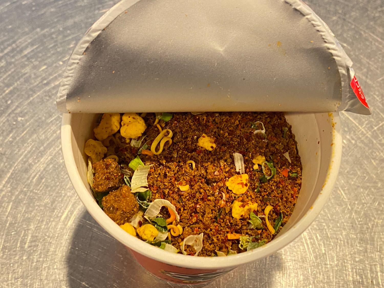 カップヌードル 辛麺(からめん) 05 04