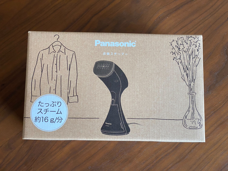 パナソニック 衣類スチーマー NI-GS400 29000