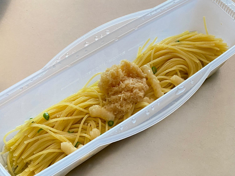 姜葱醤「ネギと生姜の中華風ペペロンチーノ」 04002